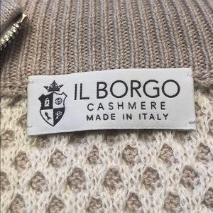 Italian cashmere sweater
